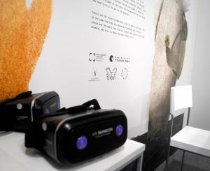 Ukrainian Virtual Reality Project Was Presented at the Book Fair in Frankfurt